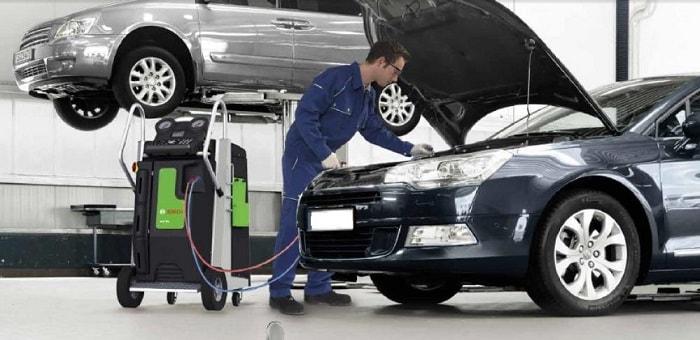 Профессиональный ремонт автокондиционеров в Москве Лефортово