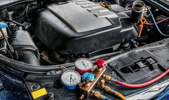 Заправка и ремонт автокондиционеров в Москве Лефортово
